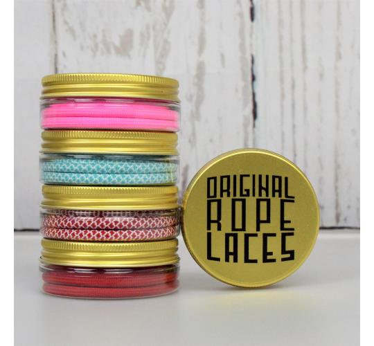 Rope Laces stylish shoe laces 10 packs of mix colours