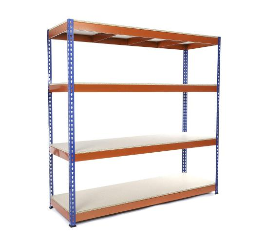 Heavy Duty Garage and Warehouse Shelving Racking