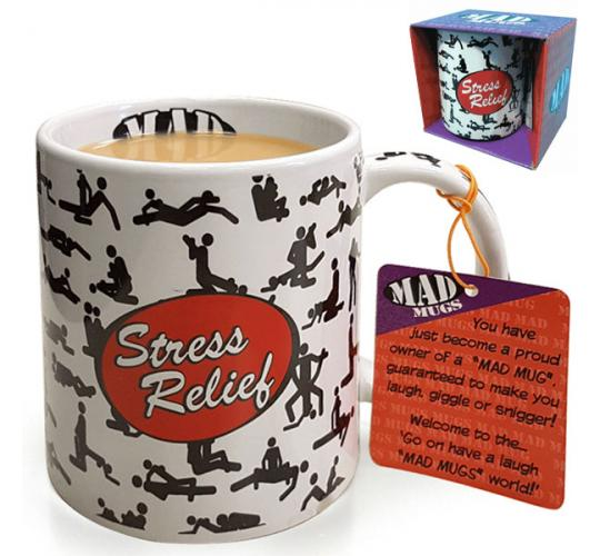 Mad Mugs 'Stress Relief'