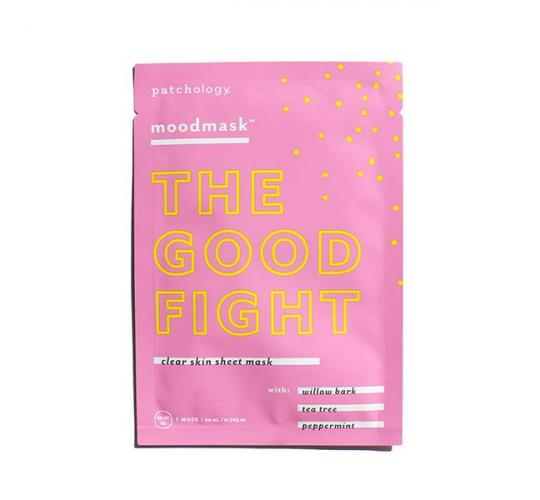 Wholesale Joblot of 50 Patchology Moodmask The Good Fight Sheet Face Mask 20ml