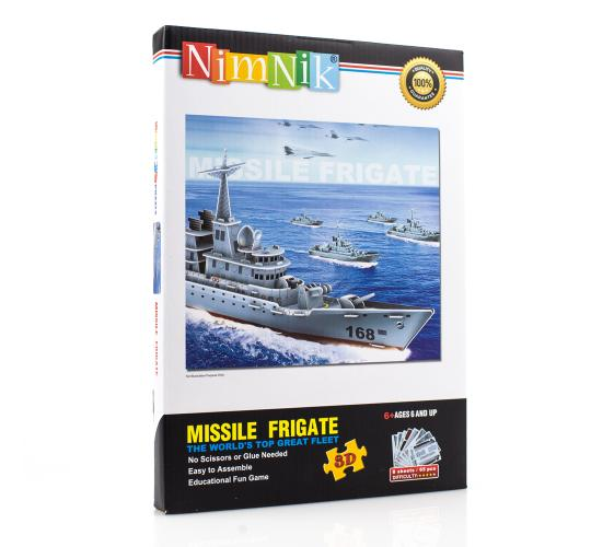 3D Puzzles - Ships Toys and Games For Chrtismas