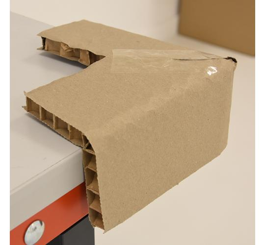 Cardboard Corner Protectors 15mm Thick