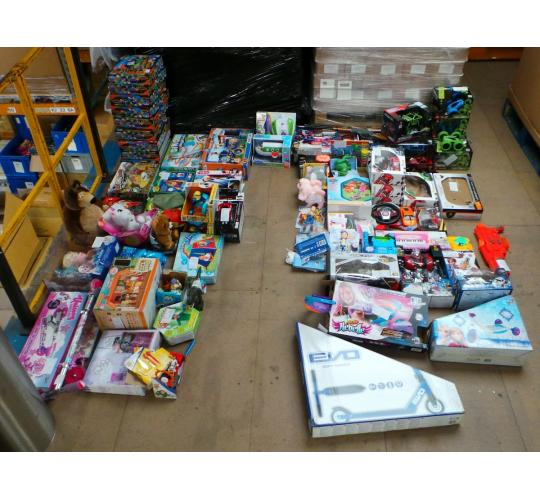 One-Off Wholesale Job Lots - Wholesale Clearance UK