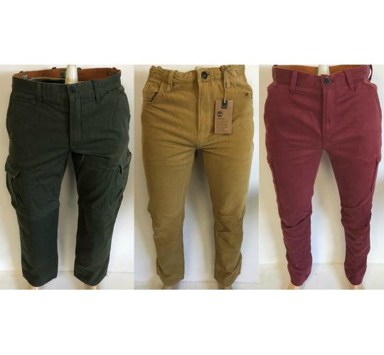 One Off Joblot of 6 Timberland Mens Trousers Various Styles & Sizes