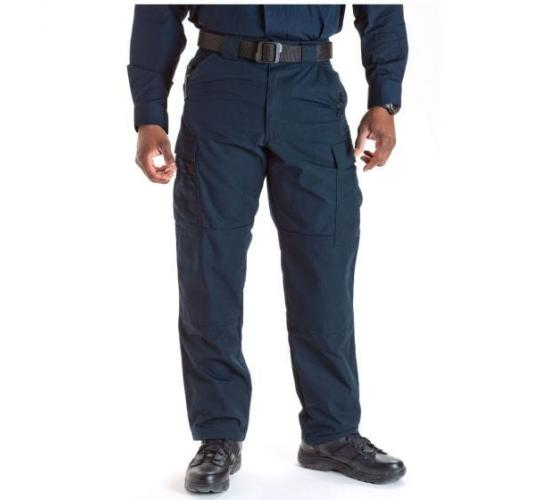 Wholesale Joblot of 5 Mens 5.11 Tactical Series Ripstop TDU Pants Navy #74003