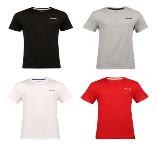 Wholesale Joblot of 20 Mar-Bee London Mens T-Shirts Short Sleeve 4 Colours