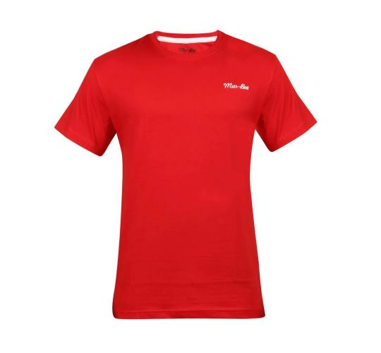 Wholesale Joblot of 10 Mar-Bee London Mens T-Shirts Short Sleeve Red M & L