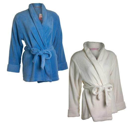 Wholesale Job Lot of Ladies Wellsoft Cardigan Gowns