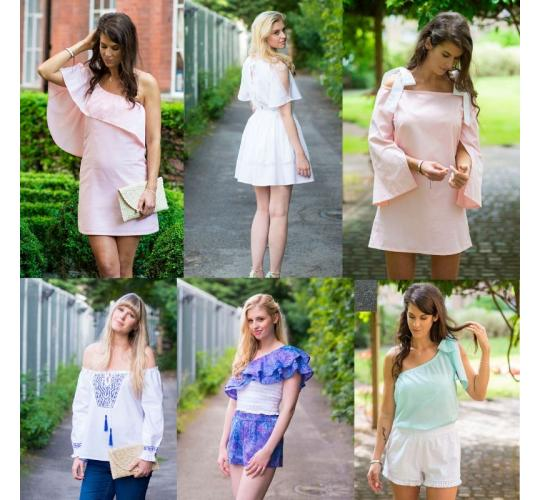 Summer Dresses, Tops, Shorts 100% Cotton - Ethical Clothing