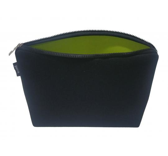 Punch Cosmetic Bags Black