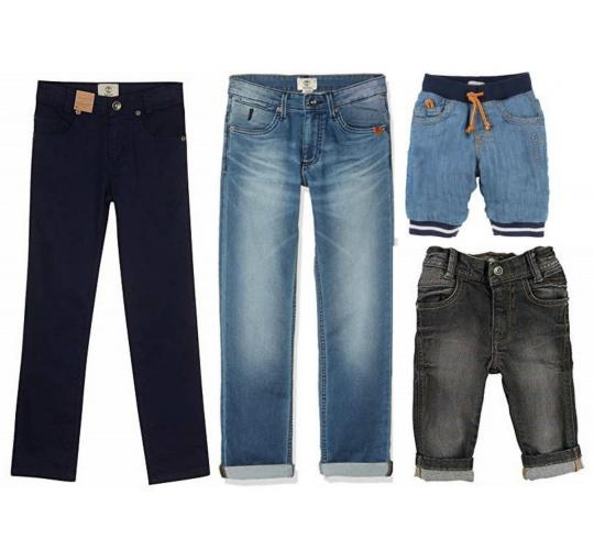 One Off Joblot of 10 Timberland Boys Jeans 4 Styles Range of Sizes