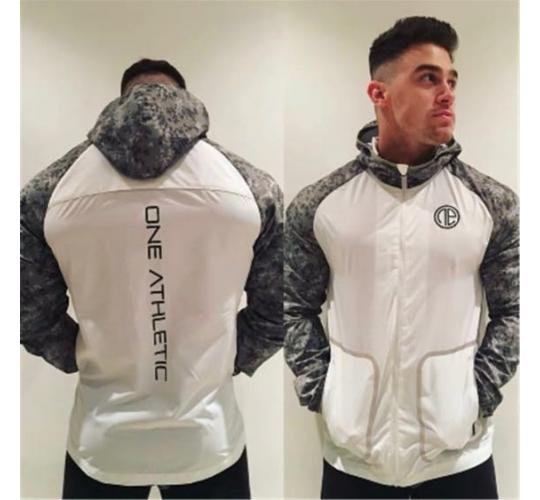 Mens running / gym hoodie One Athletic, popular brand, all sizes x2 colours. Job lot or size run orders