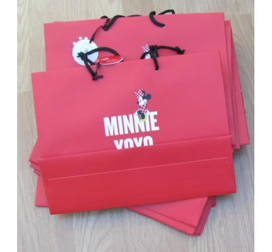 216 large genuine Disney Minnie mouse gift bags