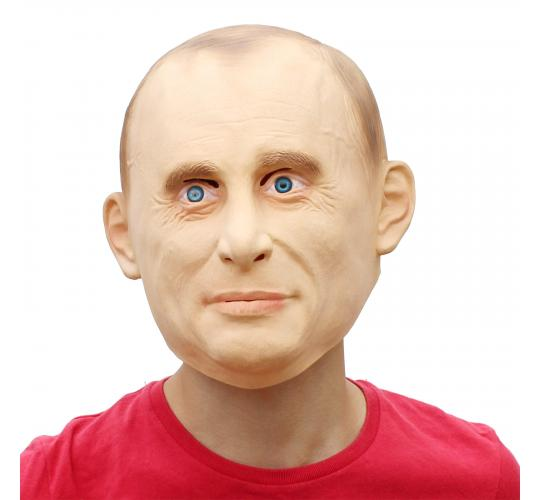 10 Vladimir Putin Latex Masks