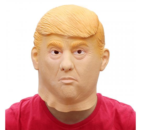 10 Donald Trump Latex Masks