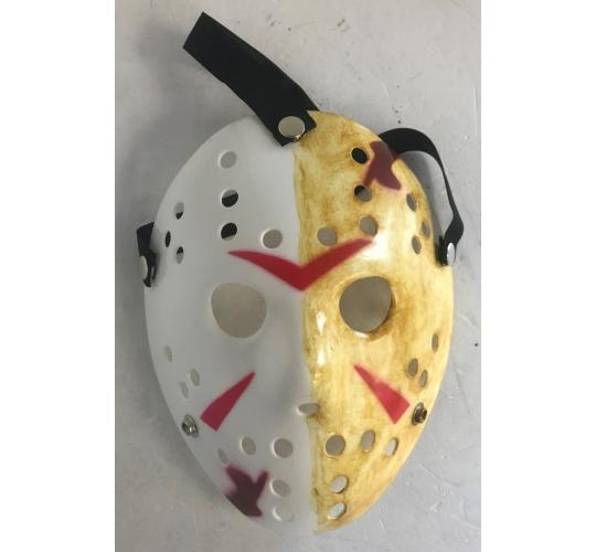 One Off Joblot of 16 Cosplay Costume Halloween Hockey Festival Mask
