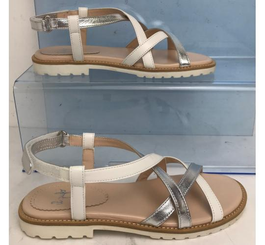 One Off Joblot of 3 IL Gufo Girls/Ladies Stunning Cross Strap Leather Sandal