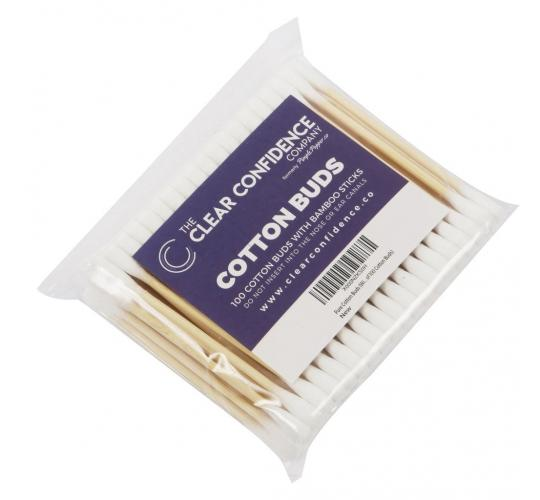 1500 x Packs of 100 Bamboo Stick Cotton Buds