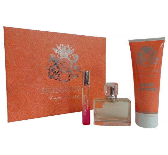 Wholesale Joblot of 5 English Laundry Signature For Her Eau De Parfum Gift Set