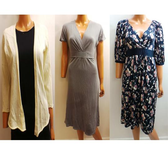 One Off Joblot of 19 Ladies Ann Louise Roswald Dresses, Skirts & Jackets