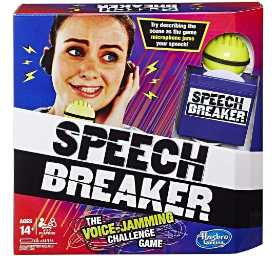 240 x Speech Breaker Game