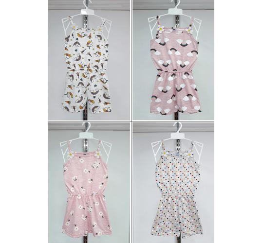 Brand New Joblot of 16 Pieces High Quality Girls Dresses / 4 Designs