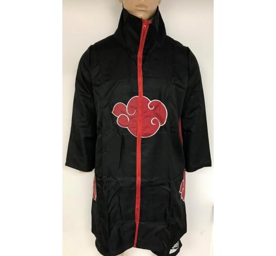 One Off Joblot of 9 Naruto Akatsuki Anime Fancy Dress Costume Adults