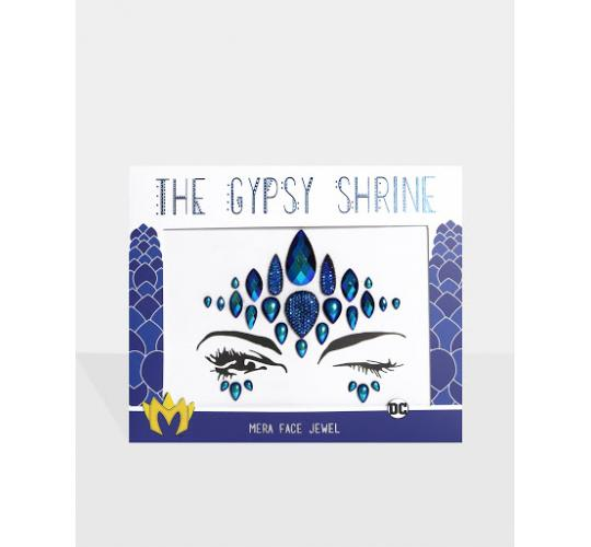 THE GYPSY SHRINE Warner Bros Mera Mermaid Face & Body Jewels Bundle (50 Units)