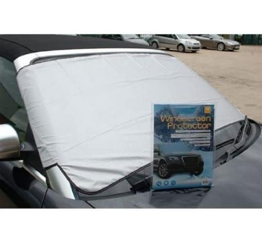 Car Windscreen Cover Protector Snow, Sun and Rain Proof 150cm x 70cm Pack of 48