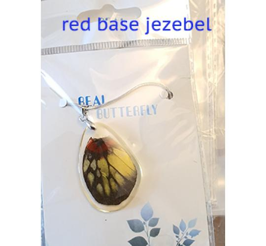 Real Butterfly Wing Necklaces 5