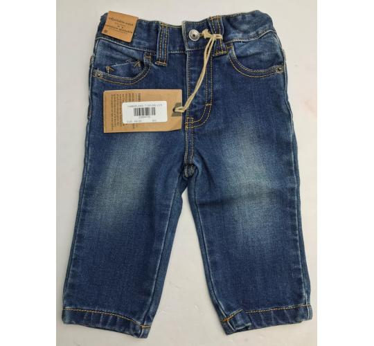 One Off Joblot of 4 Timberland Young Boys Jeans in Blue Wash T-04U66