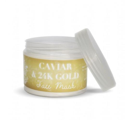 Caviar & 24K Gold Face Mask ( UK Made Brand - Cougar Products )