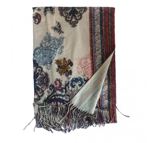 Cashmere Printed Scarf 60 Pcs