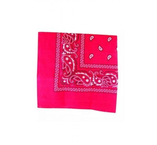 Paisley Cotton Bandana 50 Dozen With Assorted colors in box
