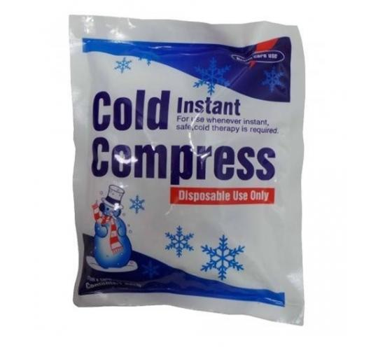 Wholesale Joblot of 40 Health & Safety Instant Ice Cold Compresses