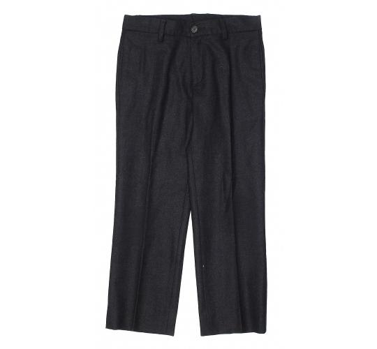 One Off Joblot of 6 Dal Lago Childrens Wool/Polyester Black Smart Trousers