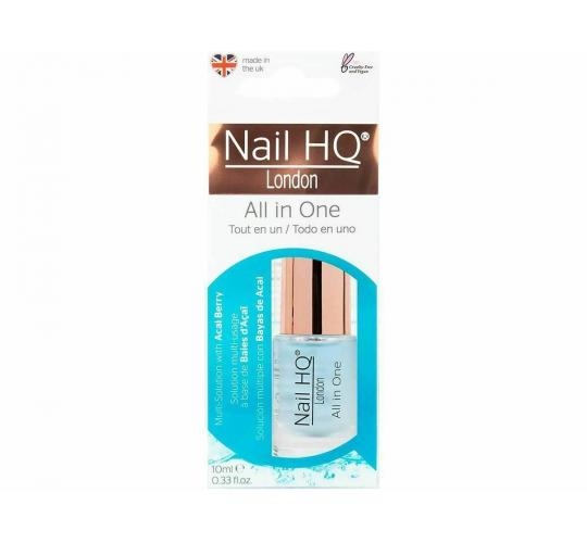 Job lot of 200 Nail HQ All In One Nail Treatment 10ml SP
