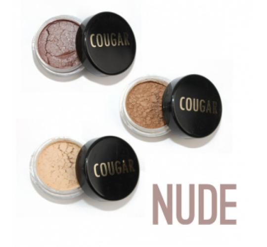 Wholesale Joblot of 20 Cougar Pure Mineral Professional Eyeshadow Kit Nude
