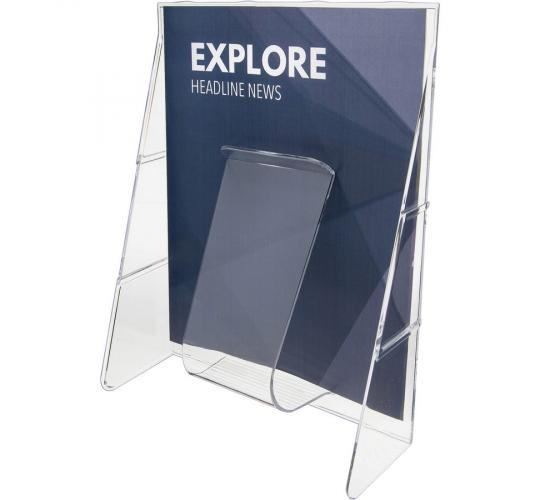 Wholesale Joblot of 20 Deflecto Literature Holder Magazine Rack 30cm x 23cm