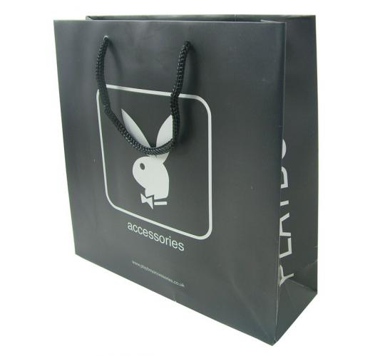 Joblot of 50 Playboy Point of Sale Shopping Bags