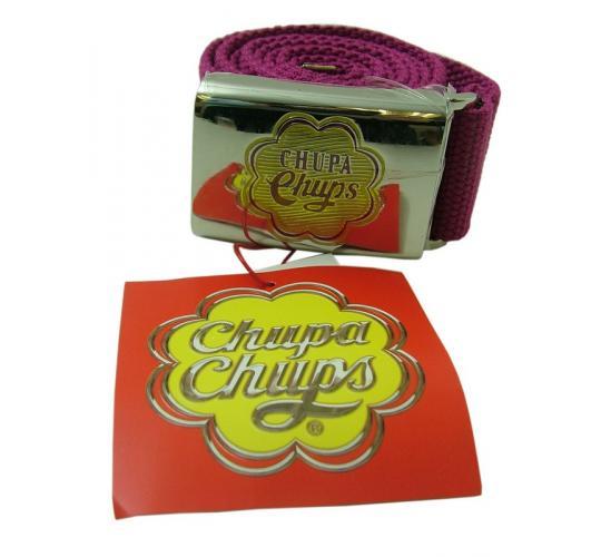 Joblot of 10 Chupa Chups Pink Daisy Roller Buckle Belts