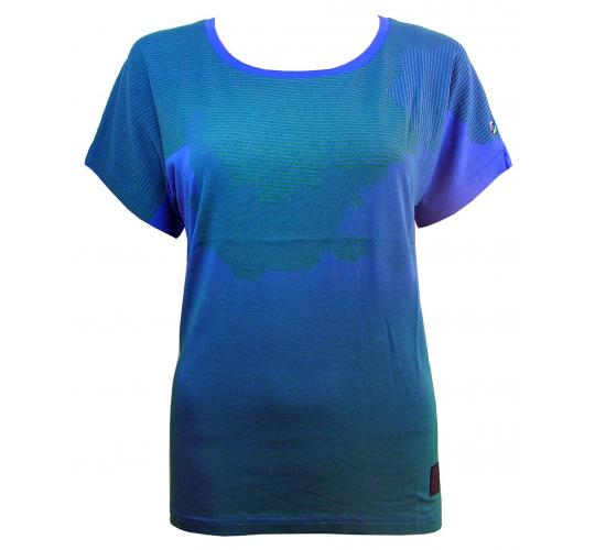 Joblot Of 5 Official Fifa Ladies Blue & Green T-Shirts Tops