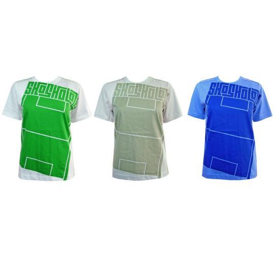 Joblot Of 10 Official Fifa Ladies T-Shirts 3 Colour Mix