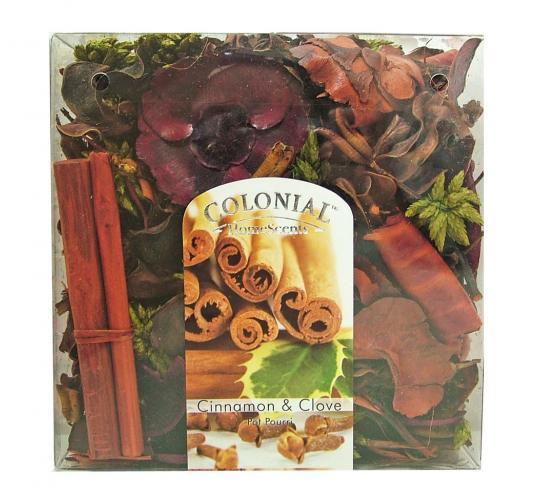 Joblot of 20 Colonial Cinnamon & Clove Scented Pot Pourri Boxes Y2194DUN