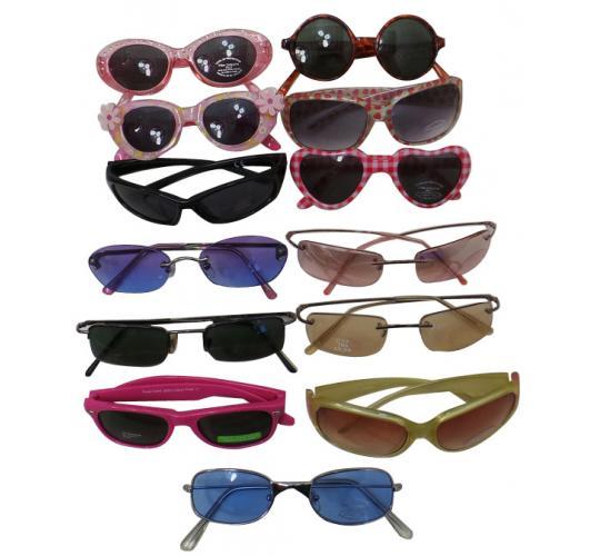 One Off Joblot of 180 Mixed Girls Mixed Frames UK Ex-Highstreet Sunglasses