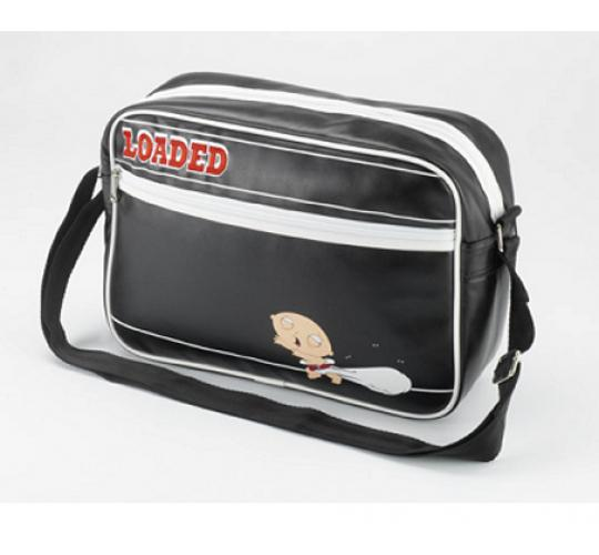 Joblot of 443 Family Guy Messenger Bags