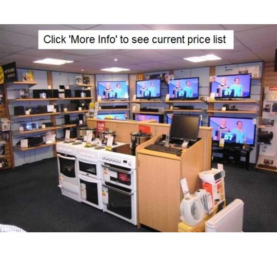 Limited offer Electrical Goods, inc TV's, Laptops, DVD Players, Games