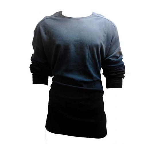 Joblot of 10 Mens Calvin Klein Gradient Navy Long-Sleeve Top (Plus-Size)
