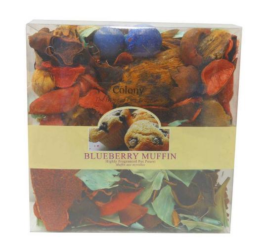 Joblot of 20 Colony Blueberry Muffin Potpourri (CH 2122)