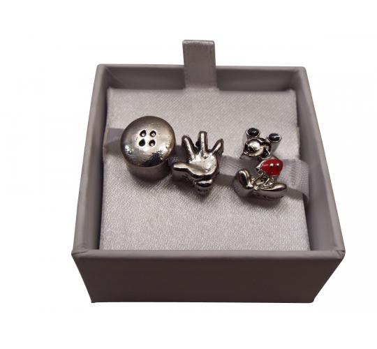 Wholesale Joblot Of 10 Mickey Mouse Disney Bracelet Or Necklace Charms